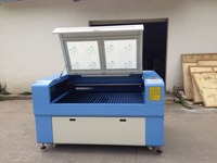 laser wood carving machine with 1.3*0.9m size