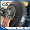 Heavy duty 8 inch small rubber wheel kids garden wagon cart wheel 2.50-4