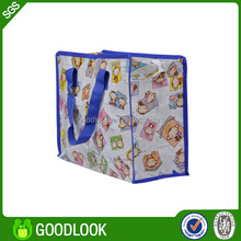pp non woven bag printed ecofriendly pp lamination non woven shopping bag