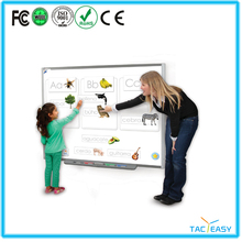 China Tacteasy infrared interactive electronic whiteboard electronic paper whiteboard