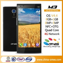 M3 5inch OEM MTK Best Dual SIM Chinese Android 4G Smart Phone