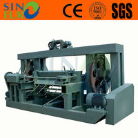 2600mm face veneer spindle wood log veneer peeling machine