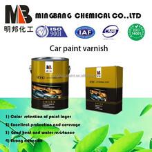 2K car paint acrylic protection coating