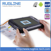 Portable Android capacitive 7'' 3G GPS rugged RFID tablet pc