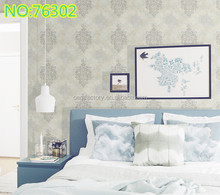 2015 China Famous Brand Cason Wall covering/ PVC wallpaper/Non-woven wallpaper with best price and high quality