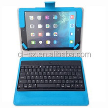 Removable Detachable wireless bluetooth keyboard waterproof For iPad