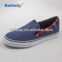 2014 men casual shoes in rubber sole