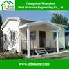 Morden Prefabricated Light Steel Villa / House