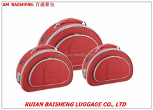 BS603 2015 new design shangdong silk polyester beauty cases/makeup bags/cosmetics bag