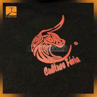 JCBASIC 2015 high quality custom cartoon Iron On Transfer Paper Sticker for t-shirt