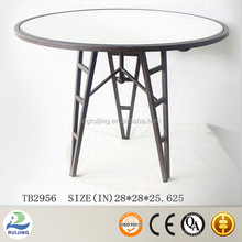 Indoor Decorative Round Coffee Table