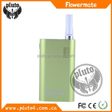 China 2015 new mod dry herb vaporizer kit flowermate vapormax v5.0s variable voltage battery box mod