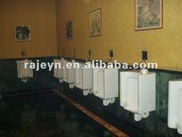 auto flush urinal sensor urinal dimension wall hung urinal