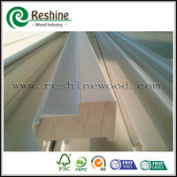 Exterior Primed Finger Joint Solid Fir Frame Door Jamb