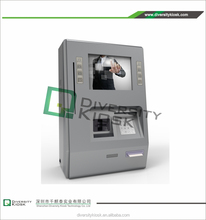dual screen bill validator kiosk kiosk products
