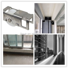 make aluminum window/aluminum window with grill design