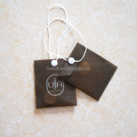 Sulfuric acid paper spare button bags, pocket hang tags