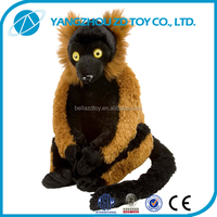 high quality fashion new style fox promotional plush soft toy