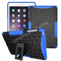 colorful hard back case cover for iPad mini 1 2 3, tablet back cover for ipad mini 1 2 3 stand