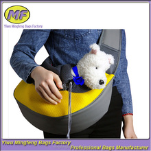 Dogs Cats Application and Carriers Cage, Carrier & House Type dog carrier bag one shoulder CWB014