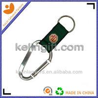 Short strap keychain, Carabiner hook strap, View Carabiner strap