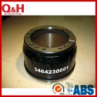 High Performance and Best Price Brake Drum for Truck