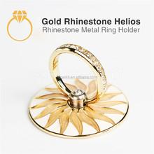 custom design ring shape mobile phone case holder