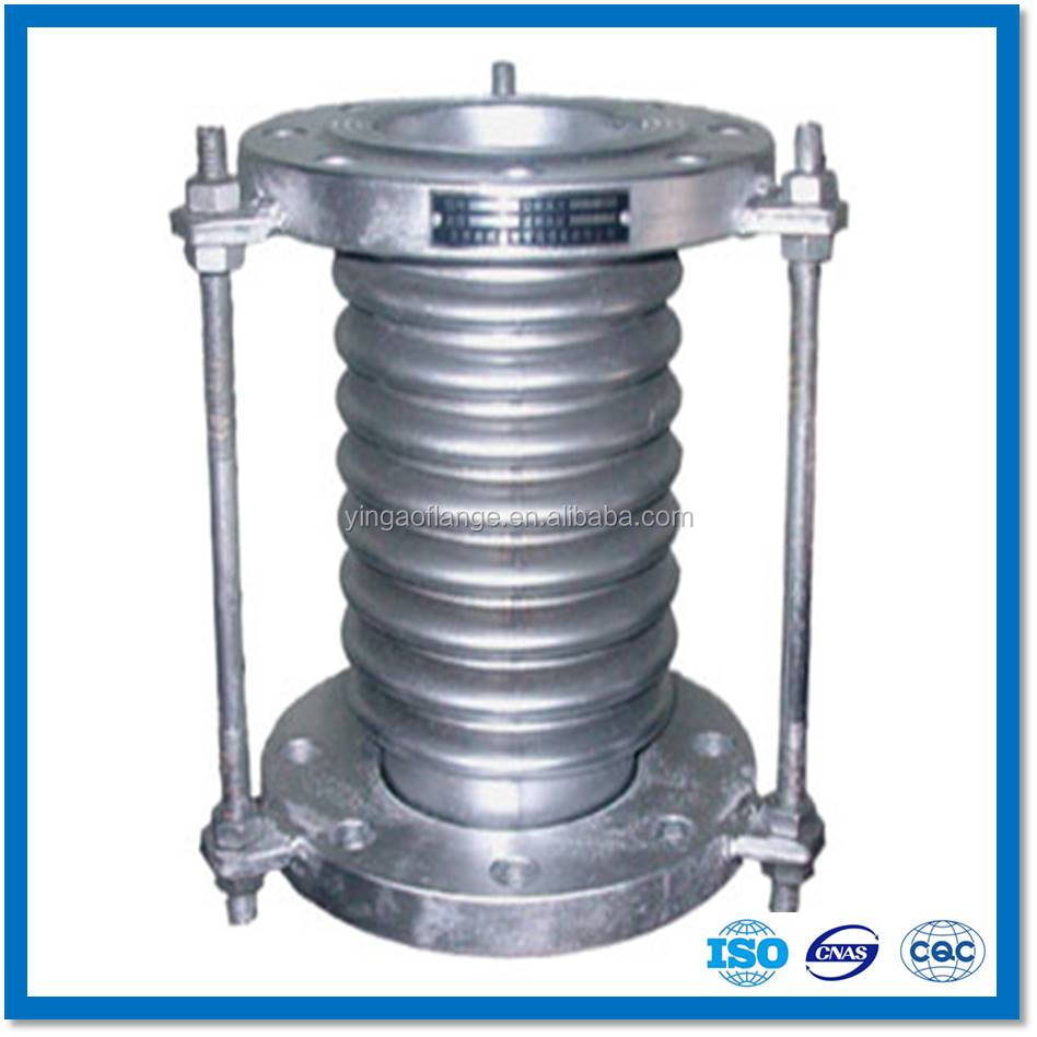 Flange connected bellows expansion joints buy steam