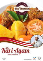 "Chef Noordin ""Ready to Cook"" Kari Ayam Sauce"