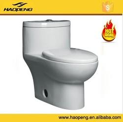 Brazil One Piece Toilet Ceramic WC Toilet Bowl/Export Venezuela Sanitary Ware Siphonic Toilet/Made in Chaozhou Ceramic Toilet