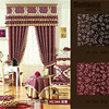 Curtain poles prices modern living room partition curtain