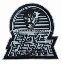 cloth badge custom embroidered patch