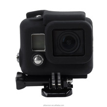 Wholesale OEM Waterpoof house Case - Silicone Protective Case Soft Rubber for Gopros Heros 3+