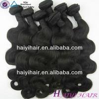 Factory Wholesale Unprocessed Hair/weave hair length chart