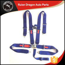 China supplier 3 inch 5 latch link bride 5 points harness racing seat belt from china manufacturer sefety belt