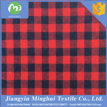 Attractive price!!! professional design printed flannel fabric for garment/blouse