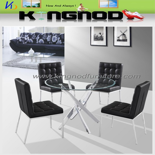 Hot Sale PU Dining Room Furniture Sets For Dining Room Used For Sale