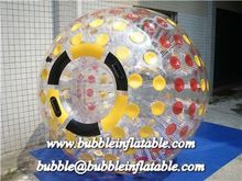Giant inflatable human hamster ball, top quality inflatable water zorb for sale