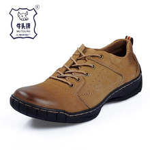 Trade Assurance Alibaba Shoe, Manufacture Casual Shoe Leather Men Work Shoe