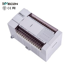 WECON 40 I/O plc with RS485 extension module for hmi,replace lg plc