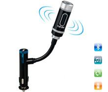 Hot Car Bluetooth FM Transmitter & Car Cigarette Lighter