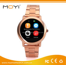 waterproof android hand watch mobile phone touch screen