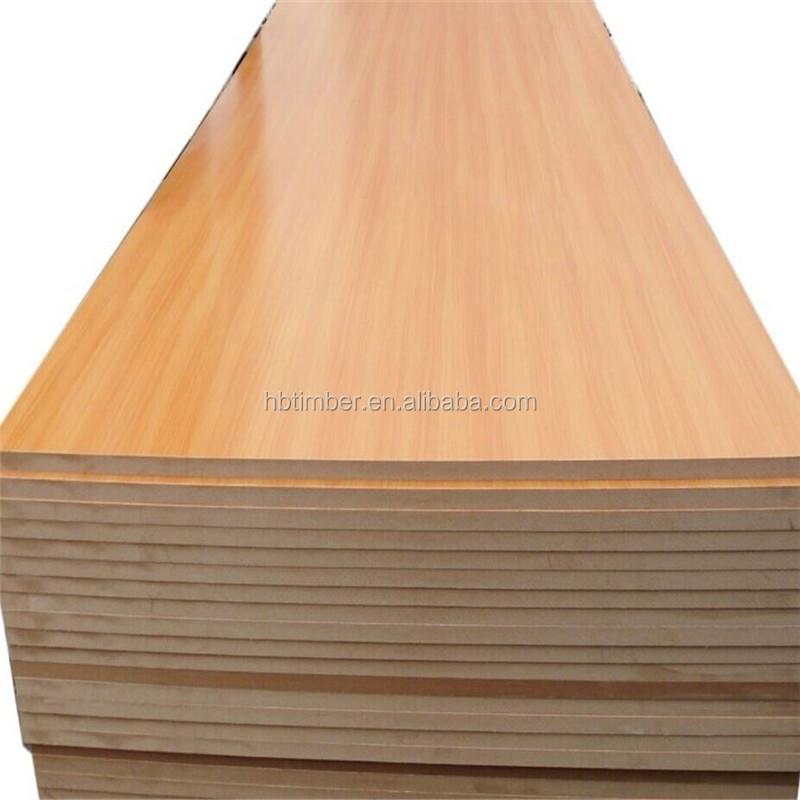 Pvc coated mm mdf sheet size buy
