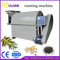 Hot sale good price automatic cashew nut roasting machine for roasting nuts
