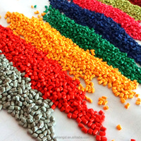 plastic abs pellets blue yellow red green color extrusion filler masterbatch