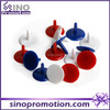 Cheap golf cap clip ball marker on sale for bussiness promotion