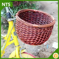 Bicycle Basket for wicker