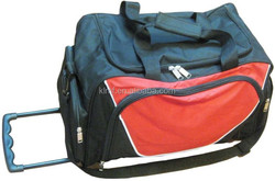 Durable converinent travel world trolley bags