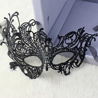 DINAH SOFT design wholesale alibaba masquerade party face mask MJ08-1