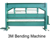 automatic color steel hydraulic roll bending machine/plate bending machine